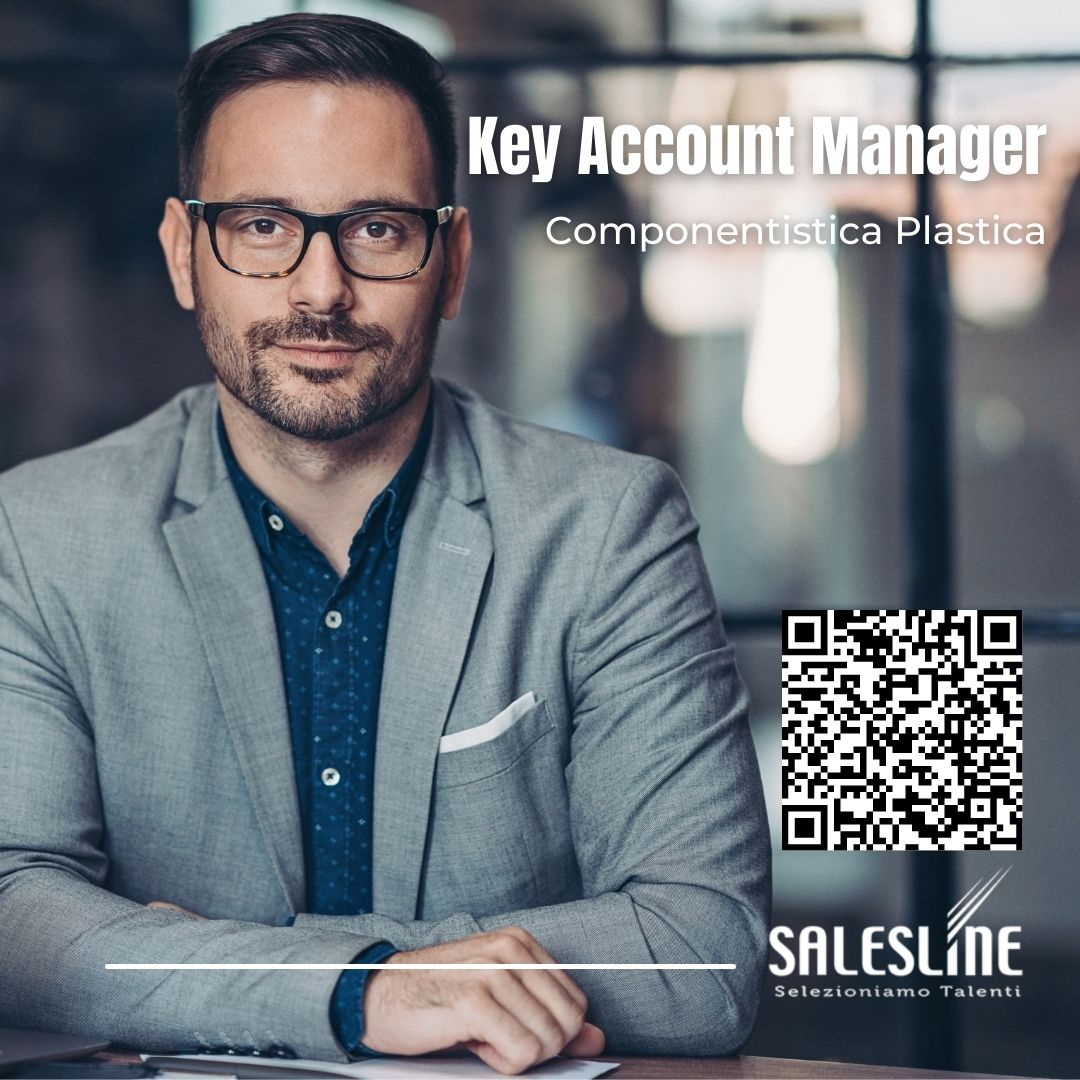 KEY ACCOUNT MANAGER – COMPONENTISTICA PLASTICA