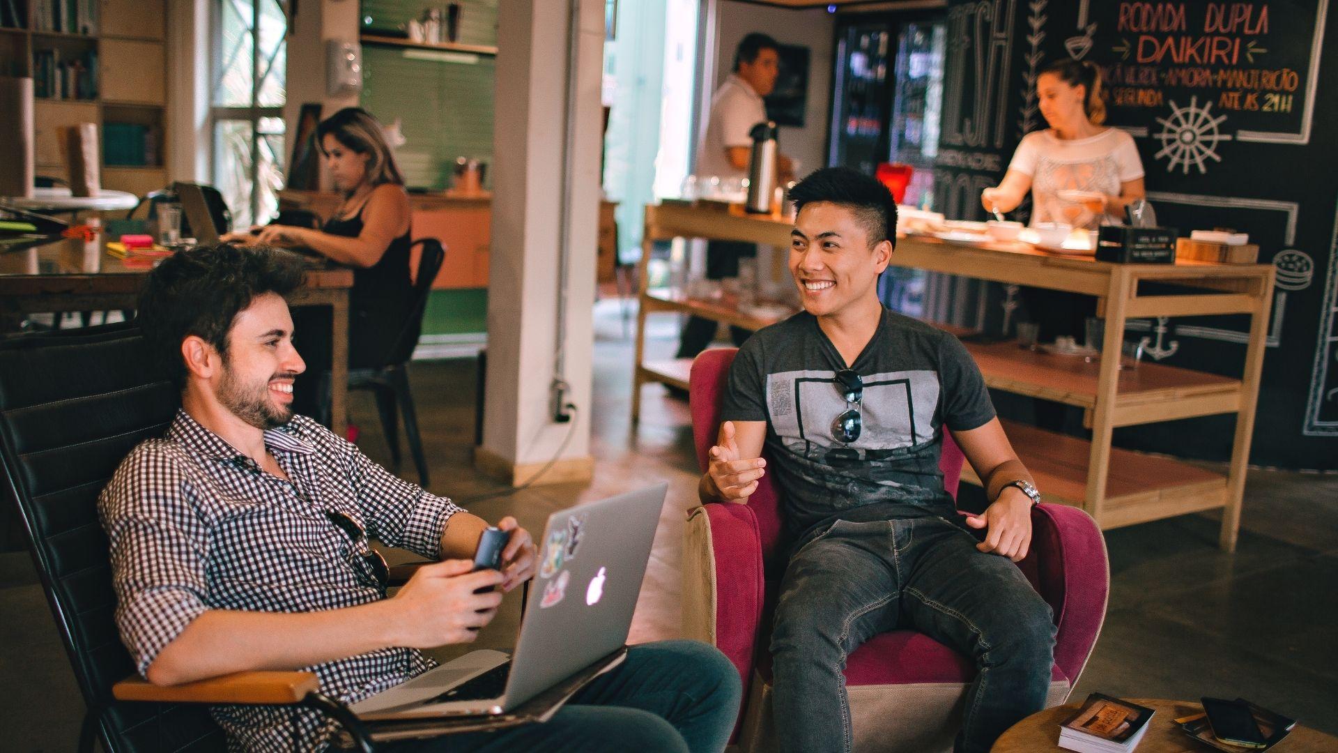Coworking: un nuovo spazio per lo Smart Working
