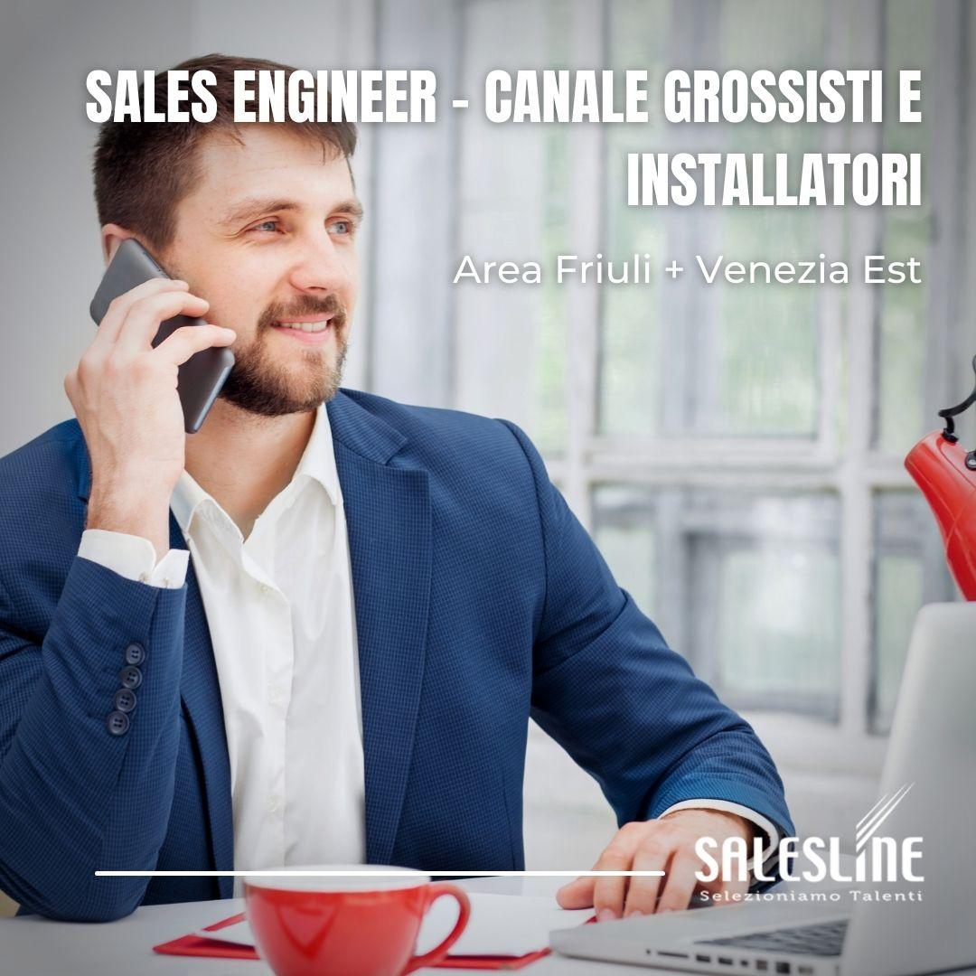 Sales Engineer - Canale Grossisti e Installatori