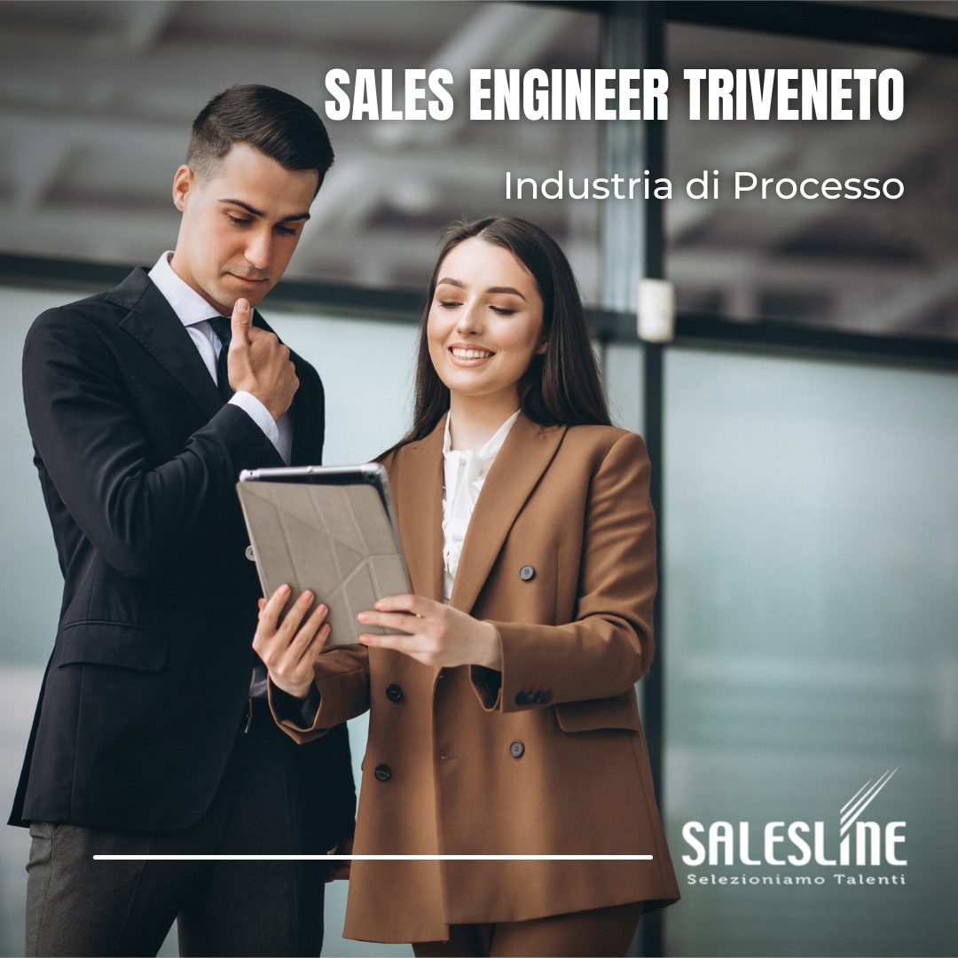 Sales Engineer Triveneto