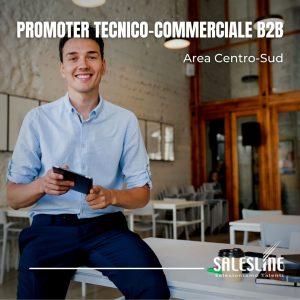Promoter Tecnico-Commerciale B2B