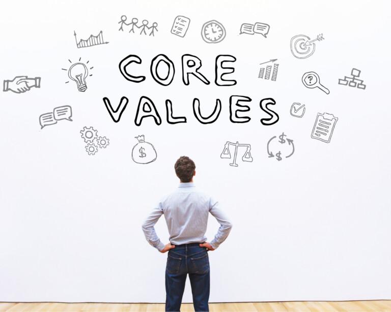 Sales Line Valori dell'azienda